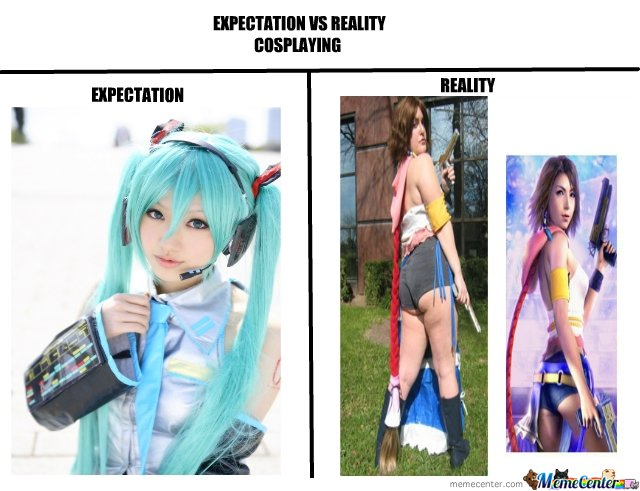 Cosplay EVR
