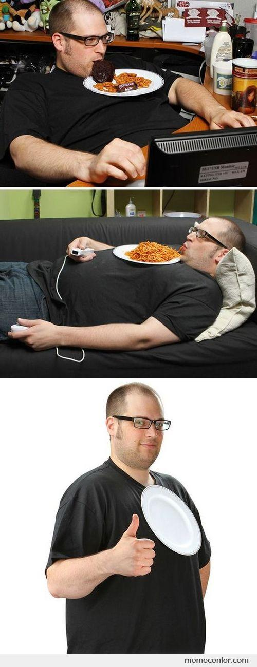 Couch Potato Shirt