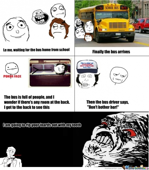 Crappy Bus Driver