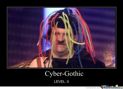 Cyber-Gothic Level 0