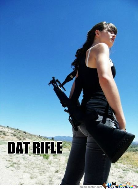 Dat Rifle