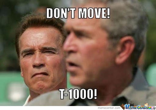 Dont Move T1000