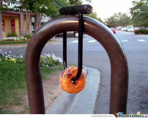 Donut secure