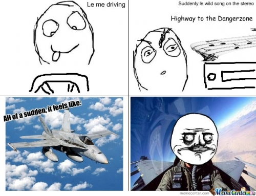 Driving or Flying.. or both