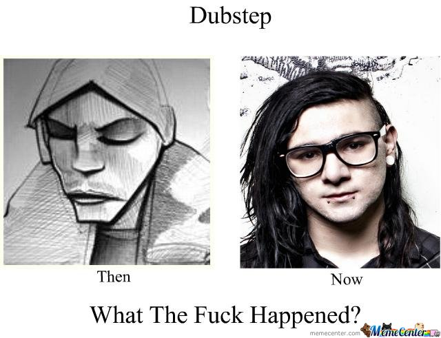 Dubstep, WTF Happened?
