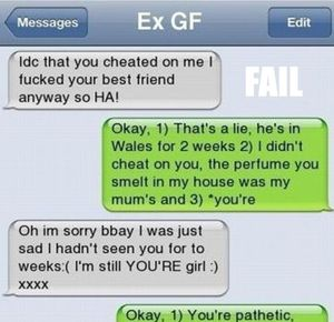 EX-GF Fail / Epic BF Win by ben - Meme Center