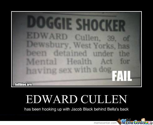 Edward - the Doggie Shocker