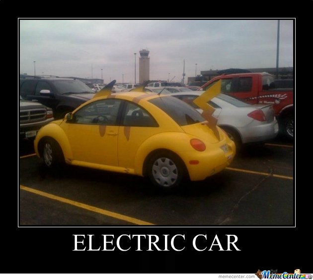 Funny Electric Car Jokes