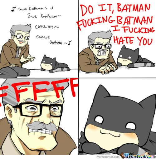 Epic Batman Comic