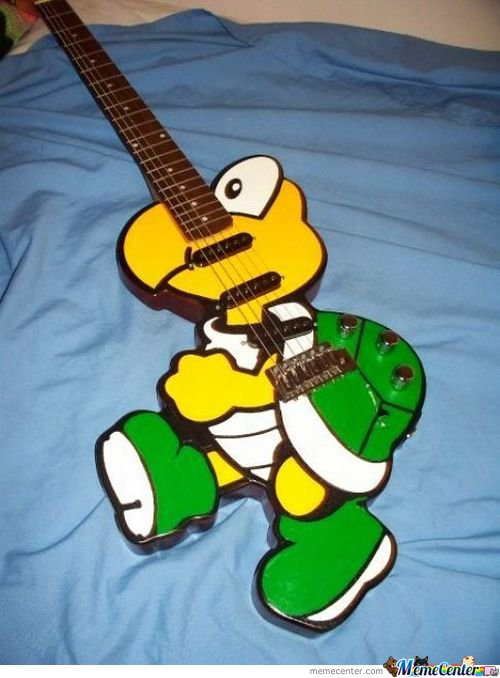 Epic Guitar is Epic