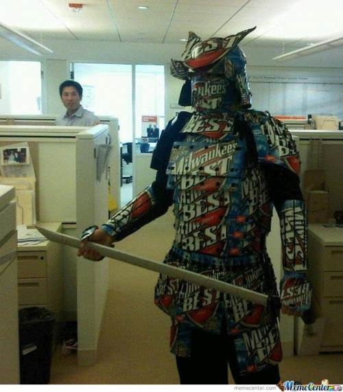 Epic samurai