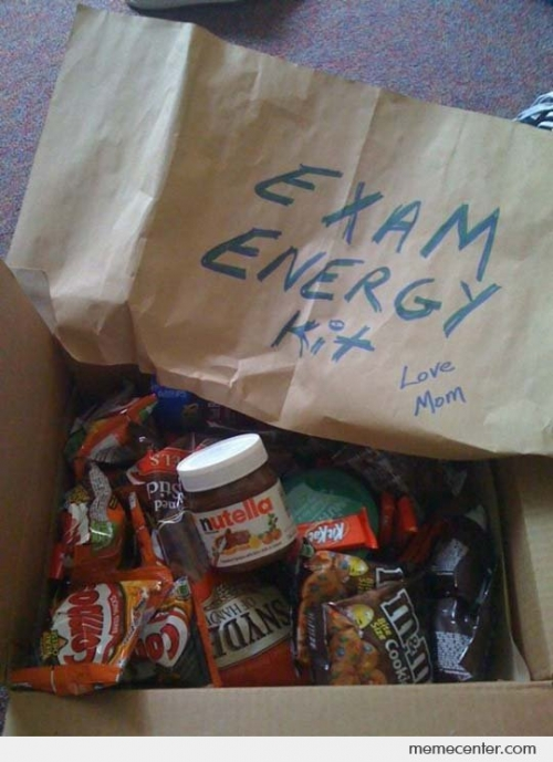 Exam Energy Kit