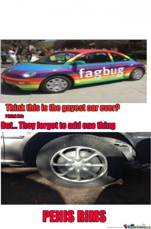 FAGBUG GAY