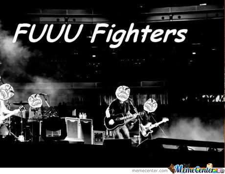 FUU FIGHTERS!