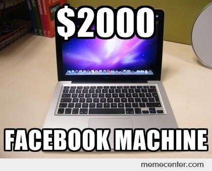 Facebook Machine