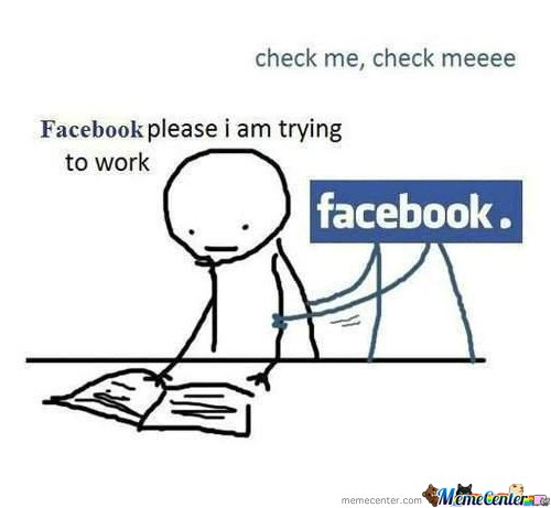 Facebook, i wanna do Homework!