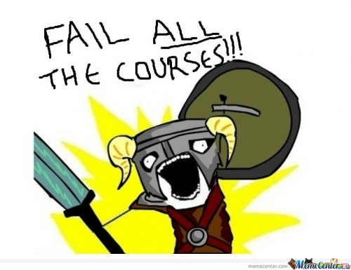 failing coursework A student cannot receive aid for any repetition of a previously passed course due  to the student failing other coursework state aid: a student is limited related to.