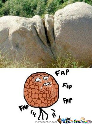Fap Time For The Thing