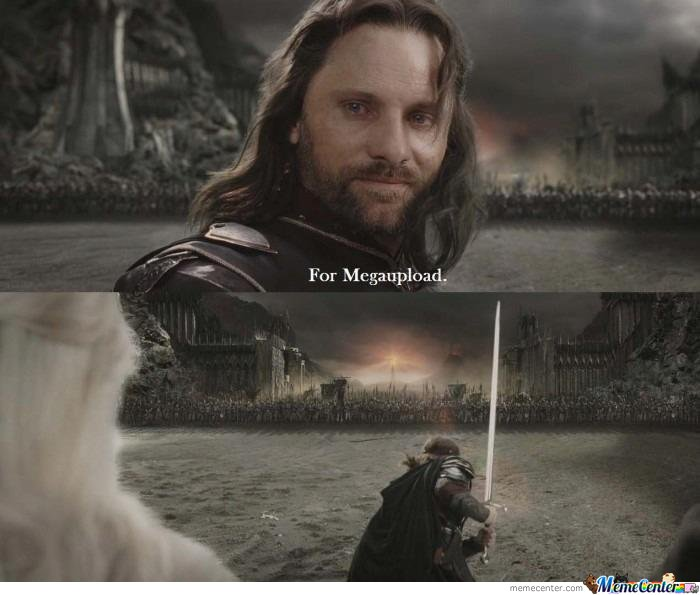 For Megaupload
