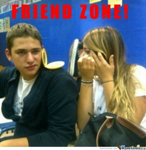 Friend Zone!