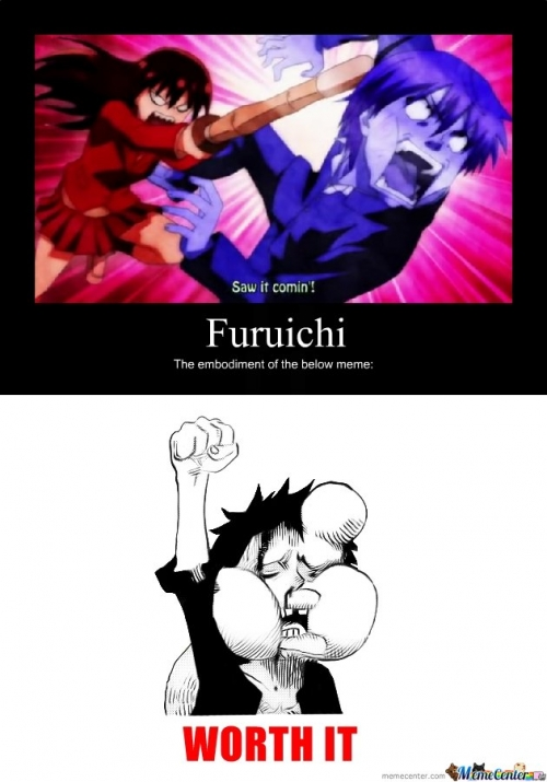 Furuichi Embodies the True Meaning of