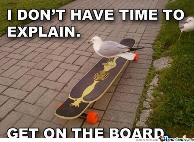 Get On The Board