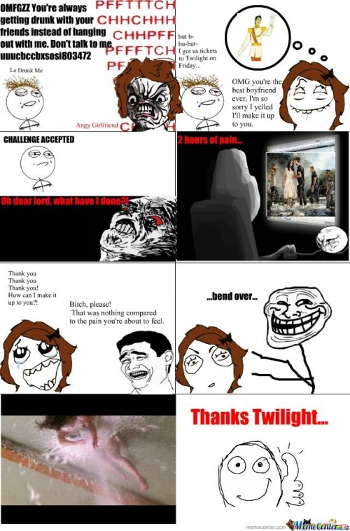 God Bless Twilight