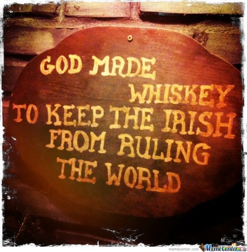 God Made Whiskey