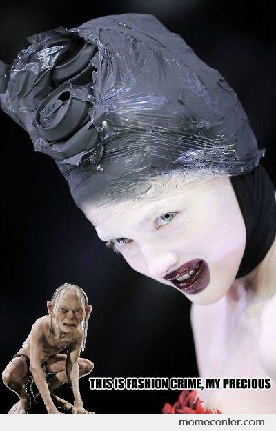 Gollum Fashion