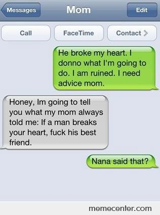 Grandma Advice