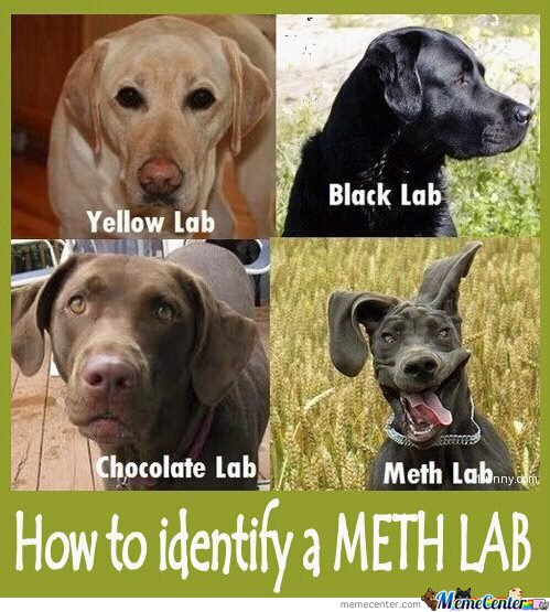 HOW TO: Identify a Meth Lab