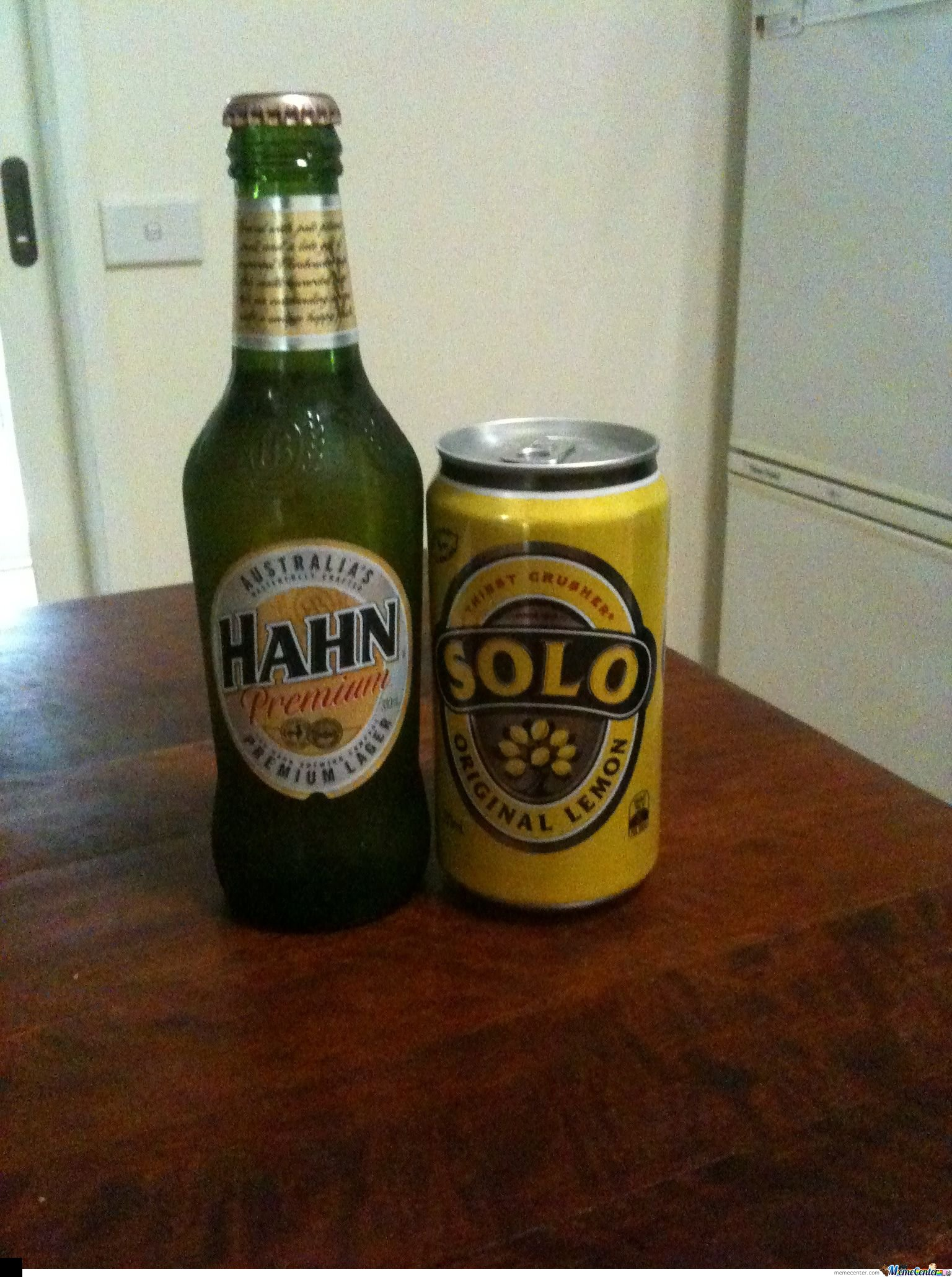Hahn Solo is the best