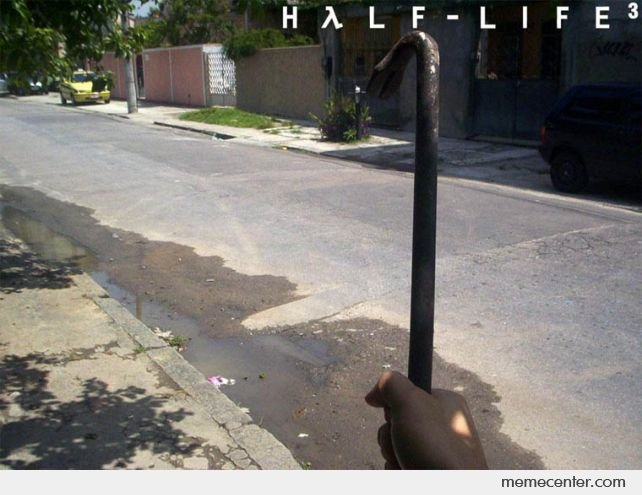 Half Life 3 Screenshot