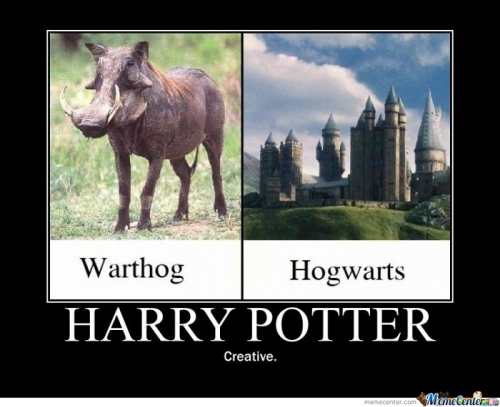 Harry Potter Creative