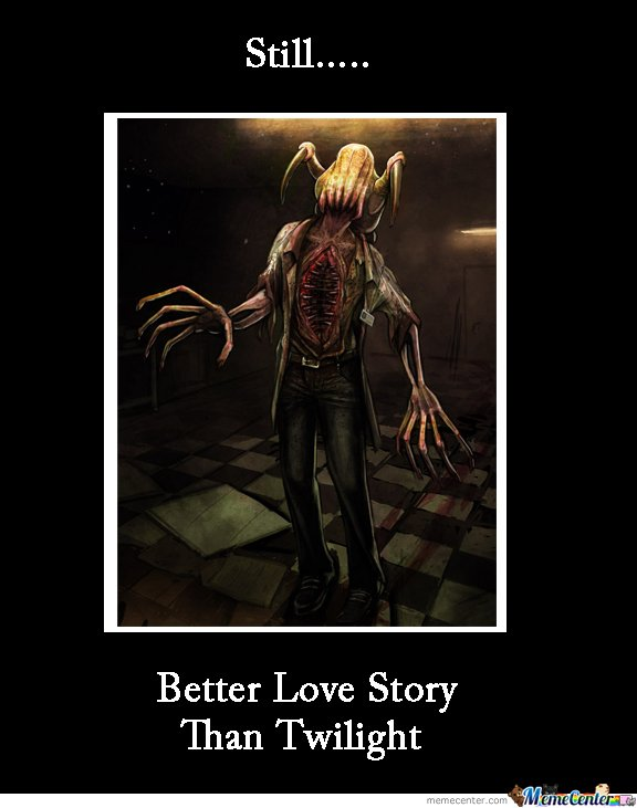 Headcrab Love Story