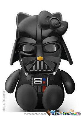 Hello Kitty, I'm your father