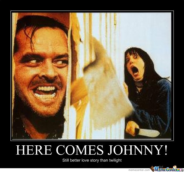 Here Comes Johnny