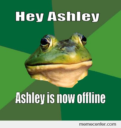 Hey Ashley