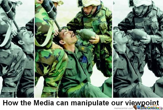 How The Media Can Manipulate Our Viewpoint