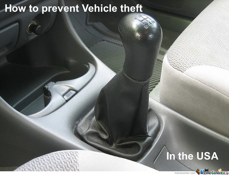 How To : Prevent Vehicle Theft In USA