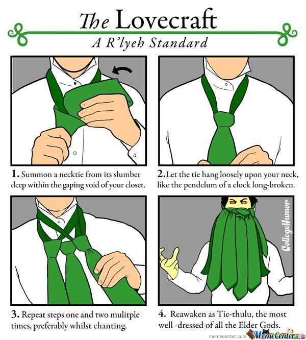 How to reawaken as Tie-thulu