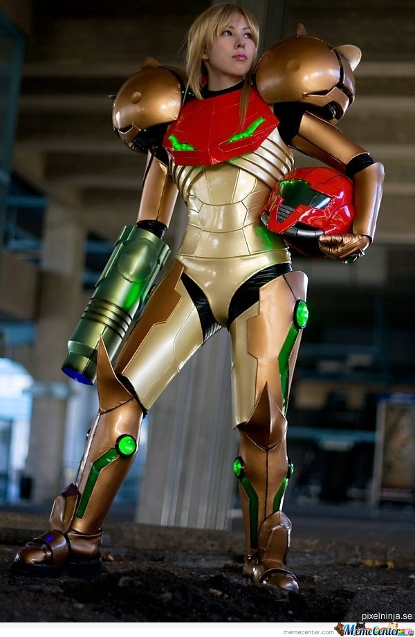 I heard you like samus