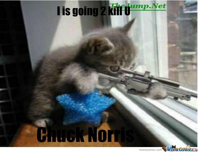 I is going to kill u