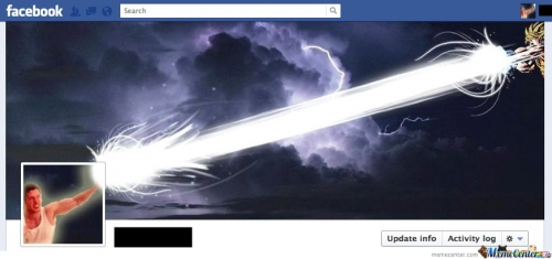 I see your epic facebook profile and raise you my Timeline facebook profile