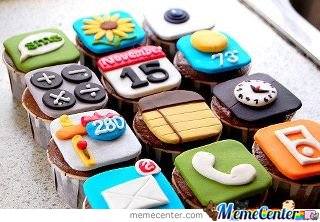 Iphone Muffin