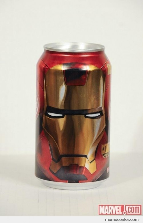 Iron Man 2: Dr.Pepper