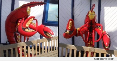 Iron Man Lobster
