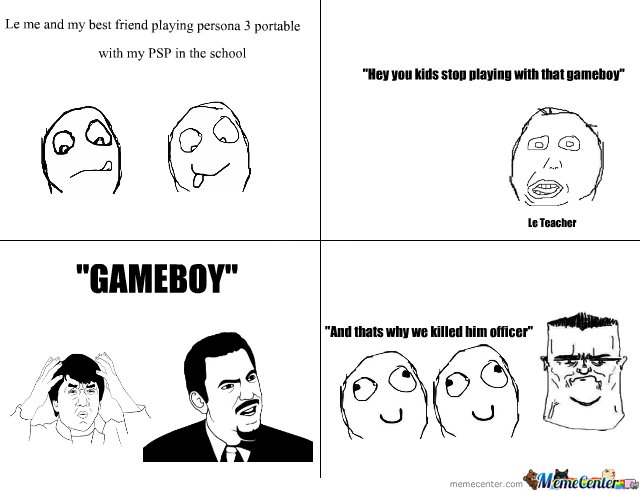 Is not a gameboy