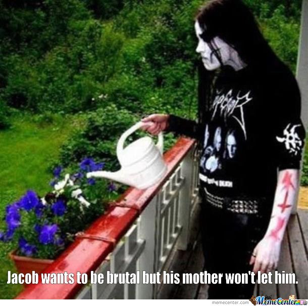 Jacob Wants To Be Brutal But..