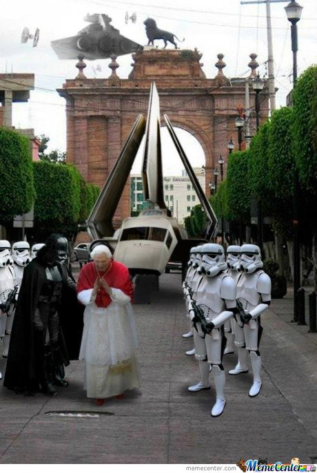 Just Pope (Star Wars)